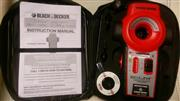 BLACK & DECKER BULLS EYE STUD FINDER  BDL110S
